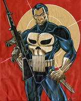 Punisher by Schoonz