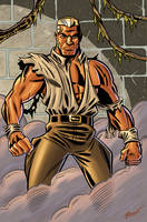 Doc Savage by Schoonz