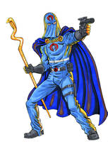 Cobra Commander by Schoonz