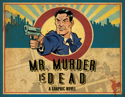 Mr. Murder is Dead Cover by Schoonz