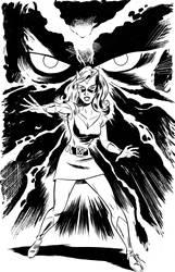 Marvel Girl by Schoonz