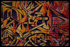 Melbourne graffiti.  1