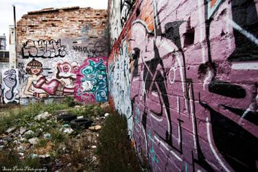 Melbourne graffiti.  3