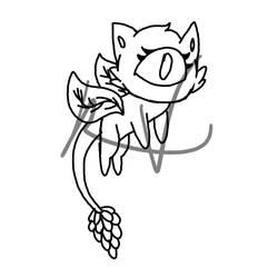 Concept Sketch (HopefulZero)