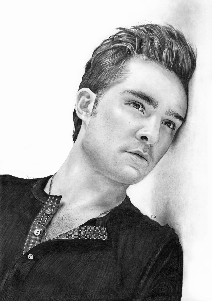 Ed Westwick by alicia-R