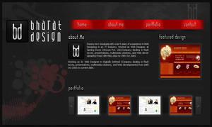 layout for my portfolio