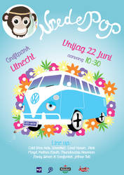 Peace Festival Poster by esmecelene