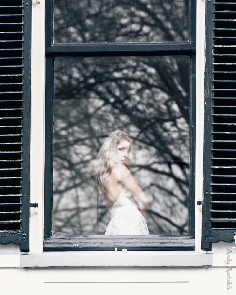 Window Series by esmecelene