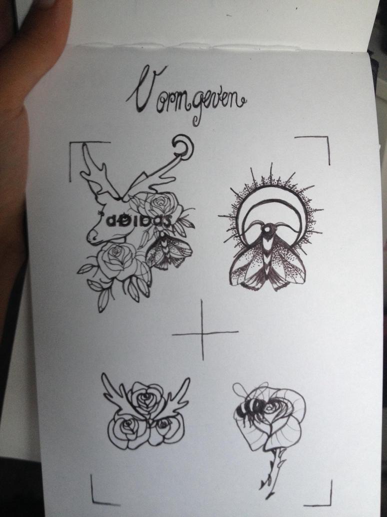 Sketches by esmecelene
