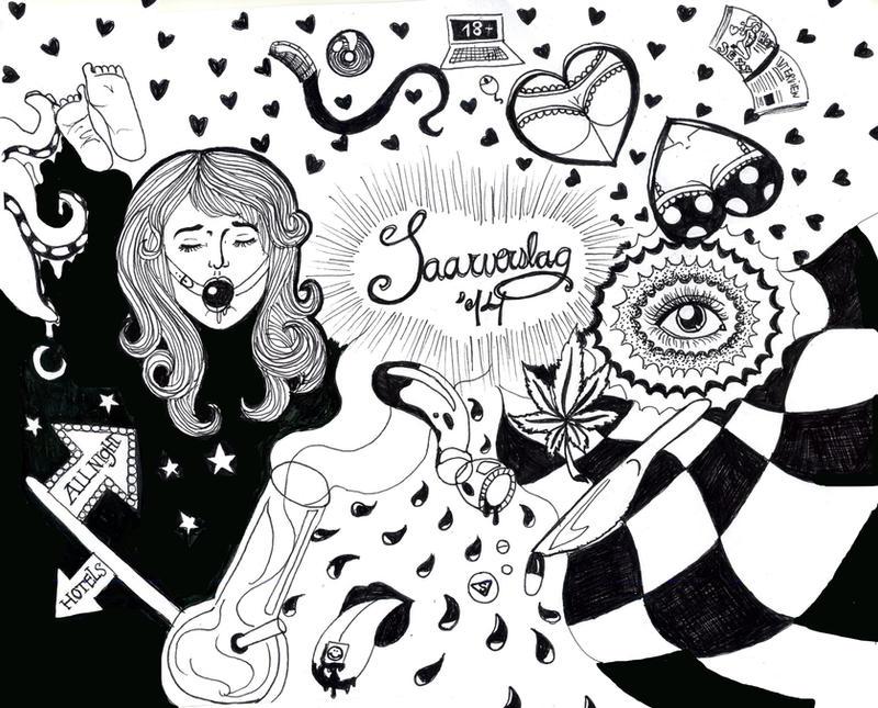 Doodle by esmecelene