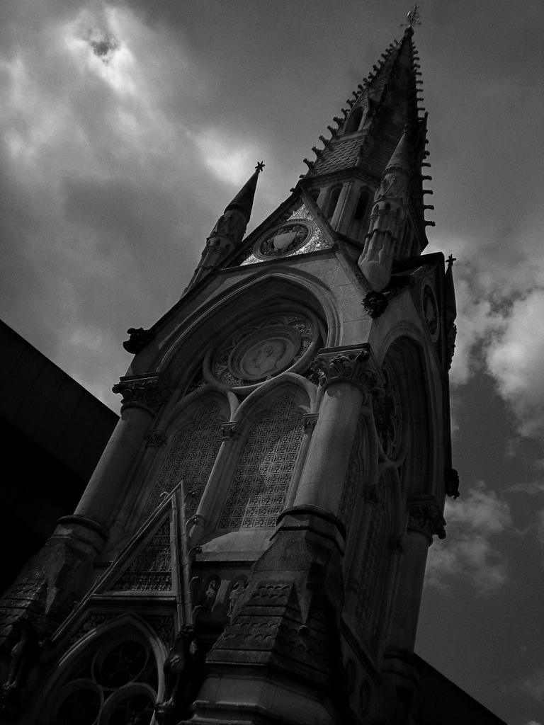 Gothic Architecture By Devilsspark