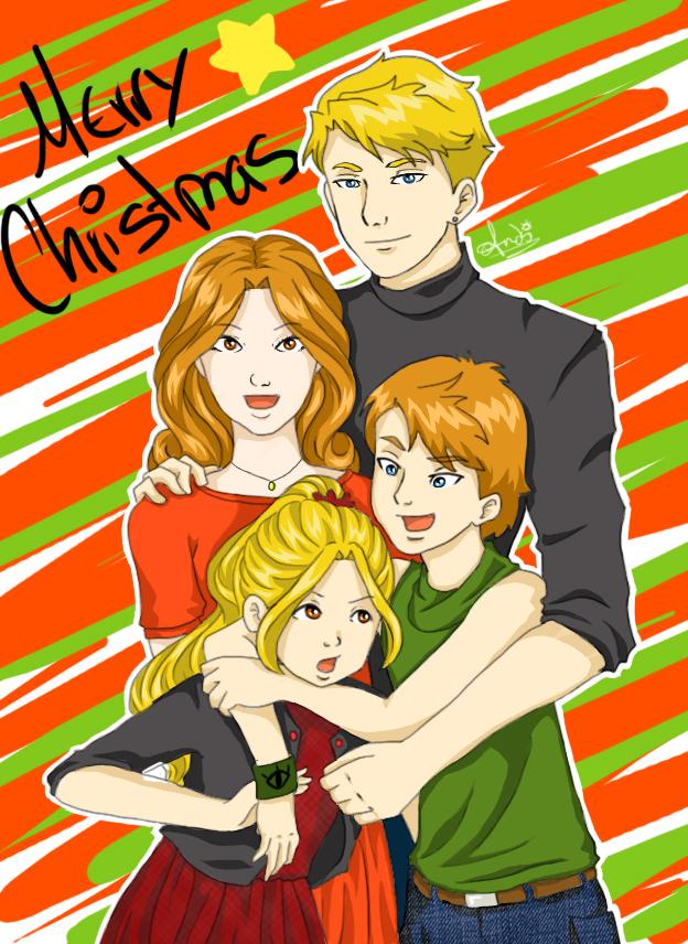 Feliz Navidad! by Vainiella
