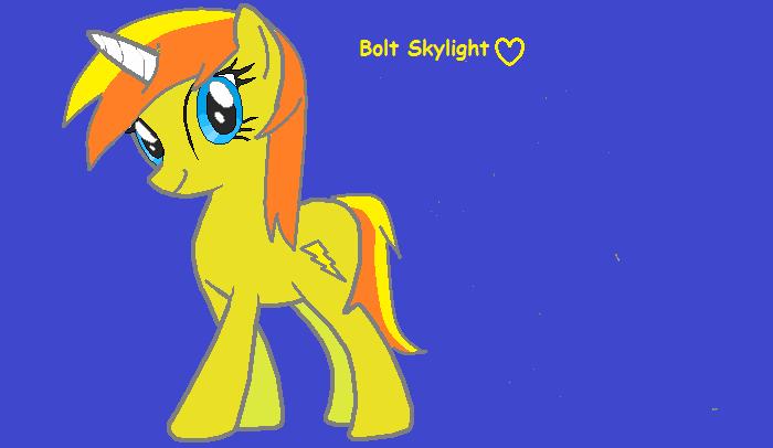 My little pony bolt skylight by eternaldarknessboy99 on for Skylight net login