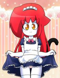 Loli maid by JesuRaidy