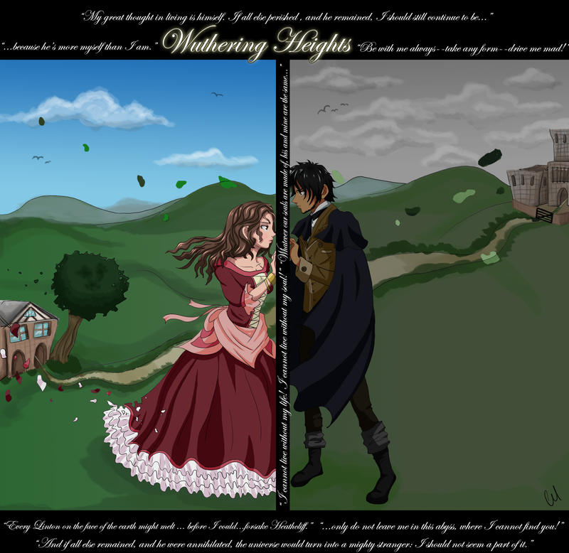 wuthering heights project by koriiko chan on  wuthering heights project by koriiko chan