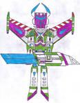Space Ranger Nova by Trulycoolarts975