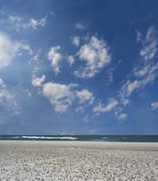 premade background sea by monika-es-stock