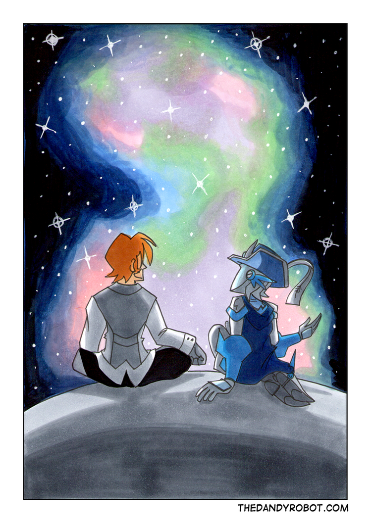 Stardust Duo by neoyi