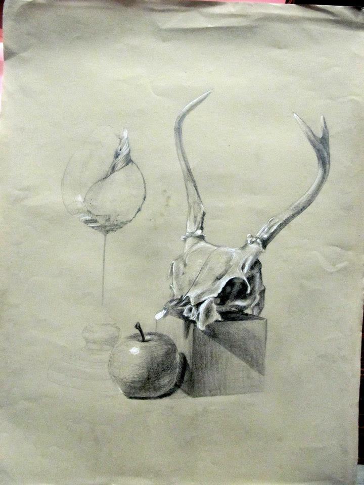 Unfinished Still by jocelynhenry