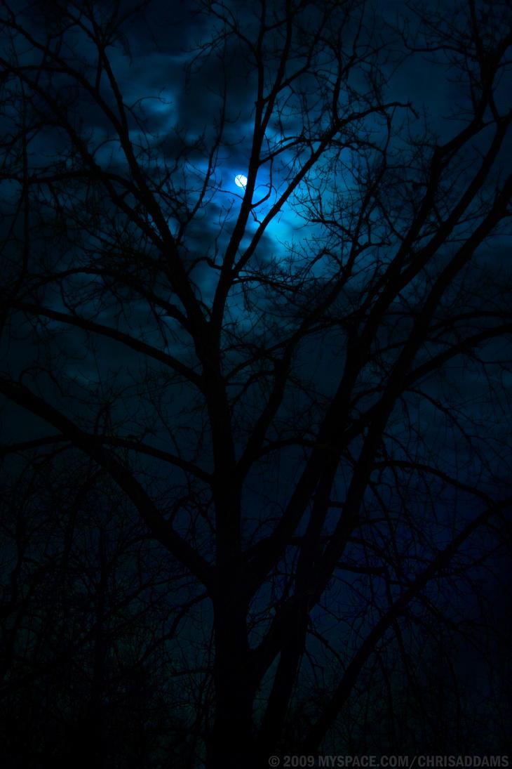 Dark Moon by ChrisAddams