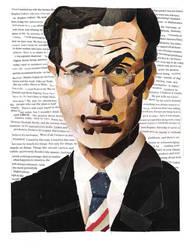 Stephen Colbert by lozartist