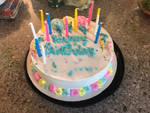 Cousins Birthday Cake
