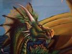 sea dragon (head)