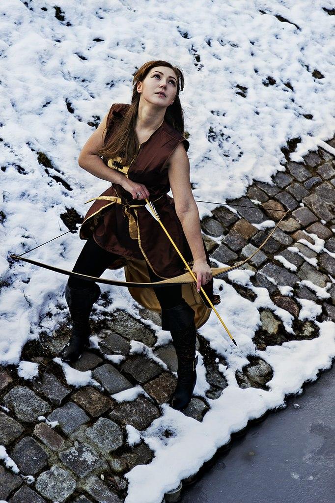 archer by Antalika