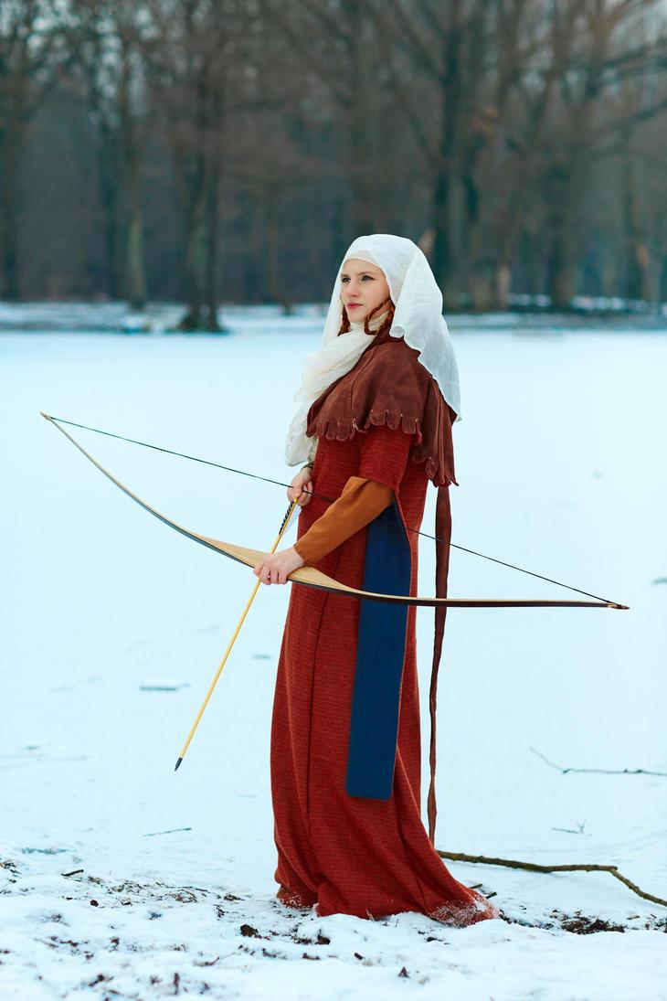 winter hunting by Antalika