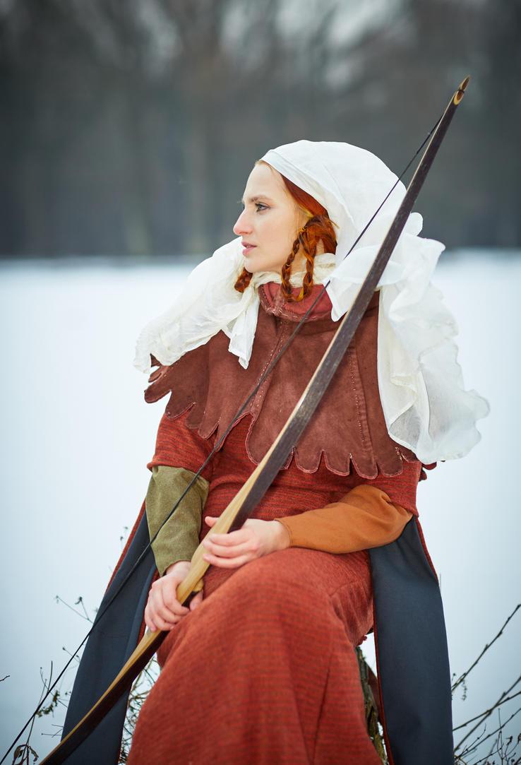 portrait of Archers by Antalika