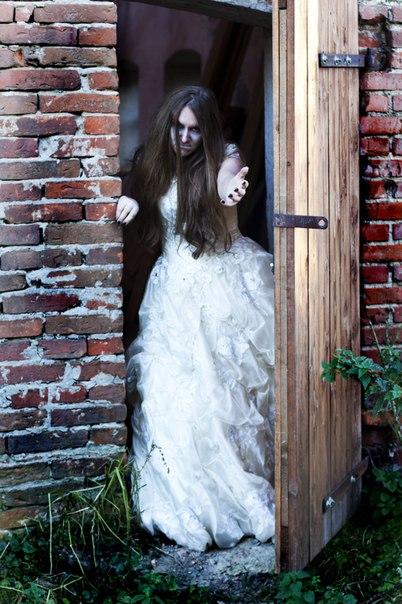 dead bride by Antalika