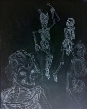 Skeleton Parade