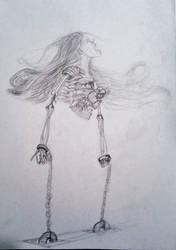 Shackled Wraith