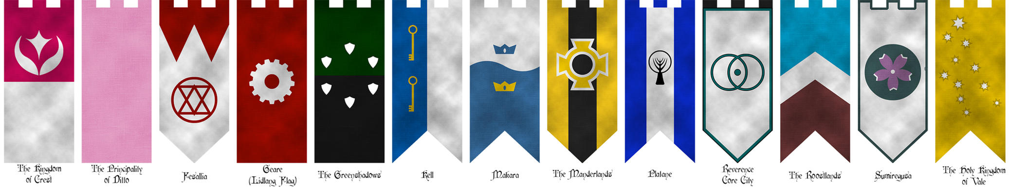 Banners of the Known World, 1115ry by reverseg