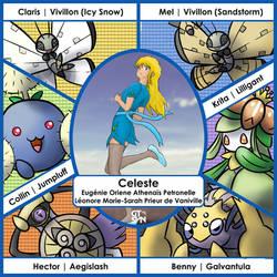 NPC - Celeste