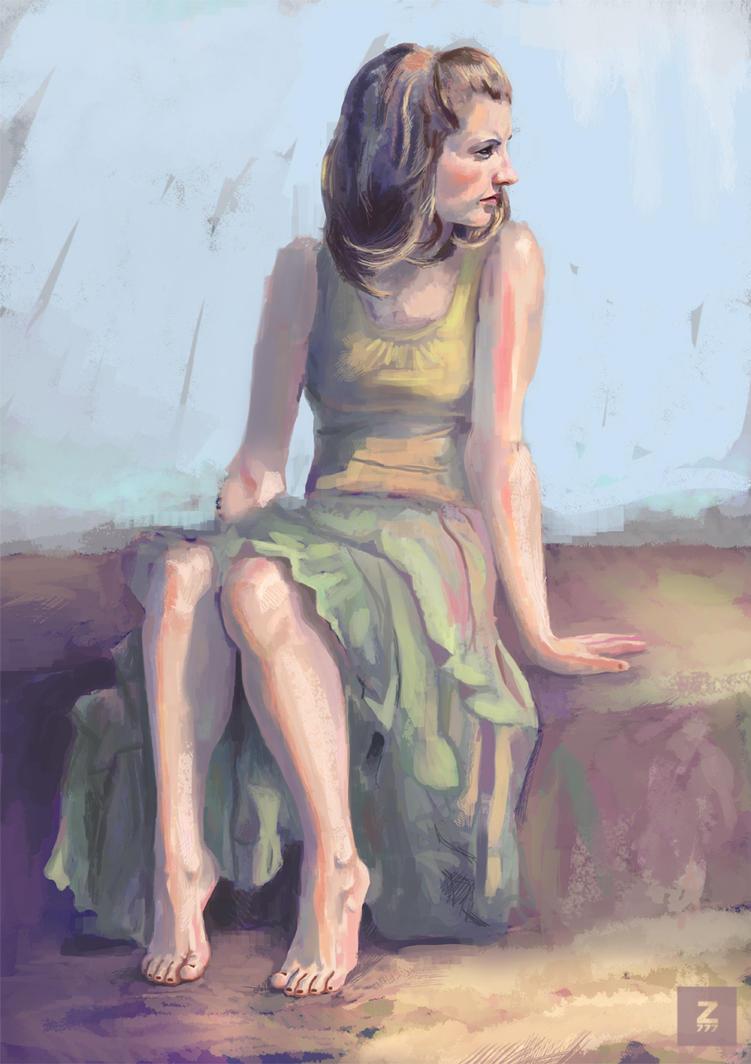 Greendress by Zirkon777