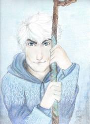 Jack Frost by LedyPotter97