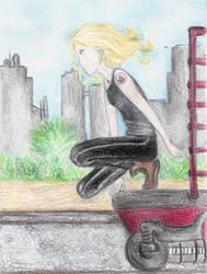 Divergent: Jump by LedyPotter97
