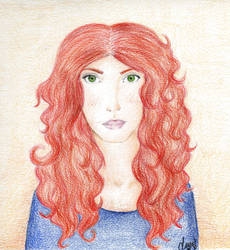 Clary Fray The Creator by LedyPotter97