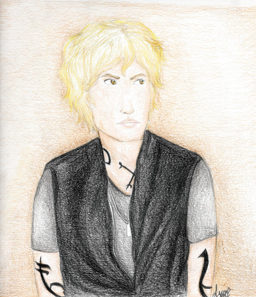 Jace Herondale The Angel by LedyPotter97