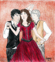 The infernal Devices by LedyPotter97