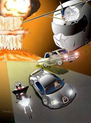 Hi-Jax and Top Gear by MrDCWood