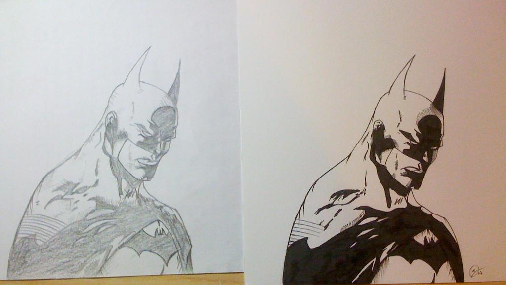 Dark Knight by Bearded-Manatee