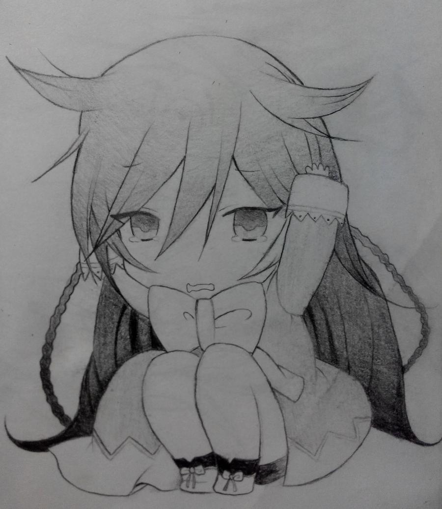 Alice Baskerville by KuroInori