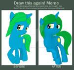 Draw This Again: Lumina