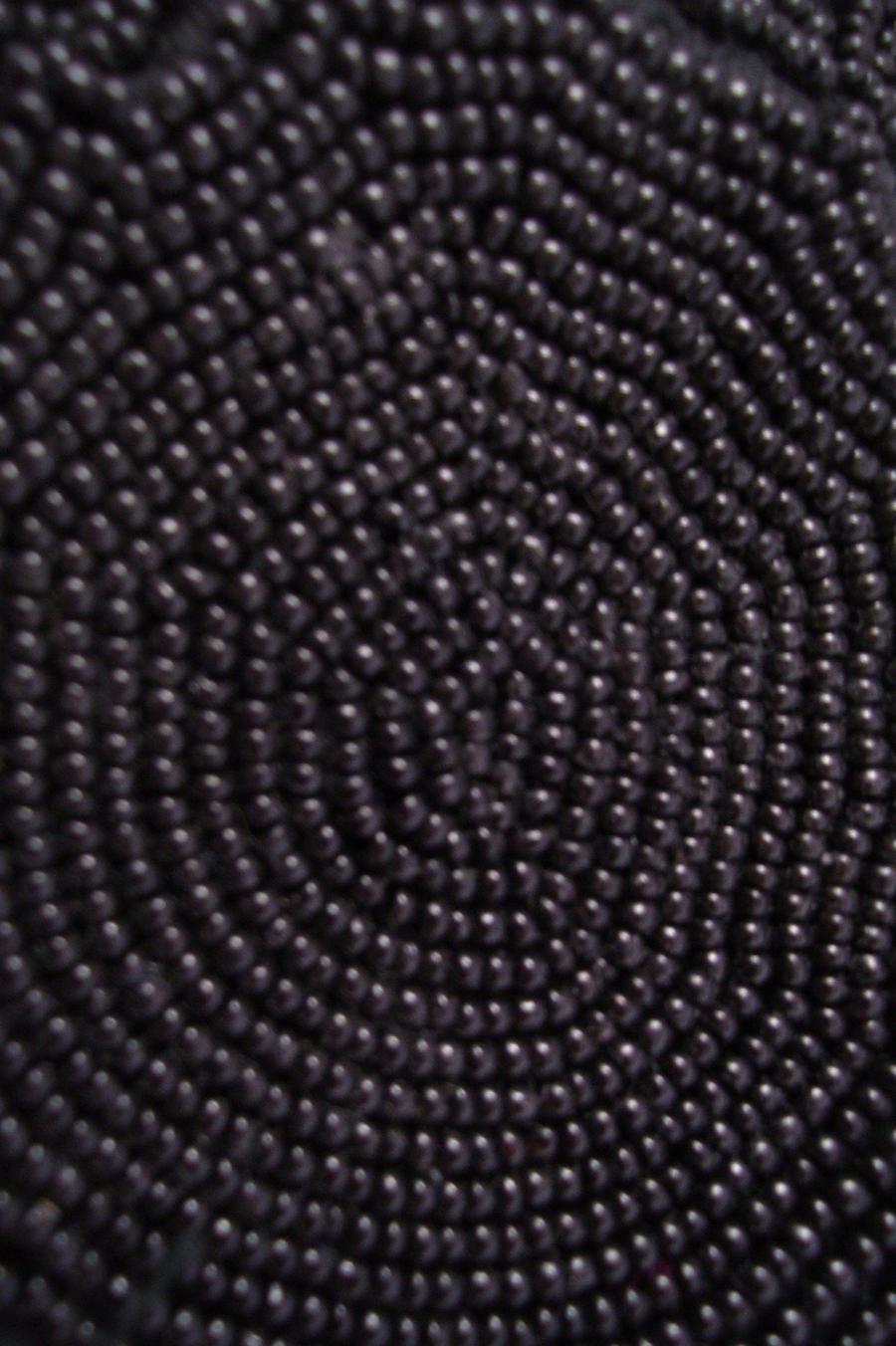 Black Bead Texture
