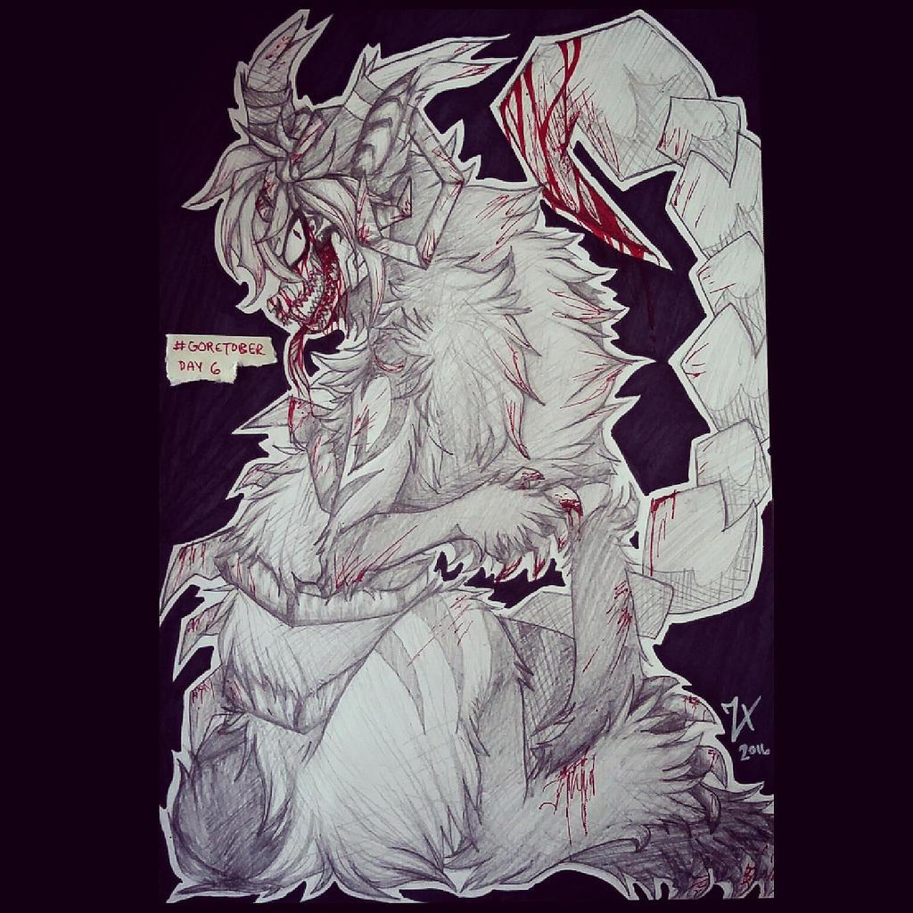 Demon Zwelx by Zwelx
