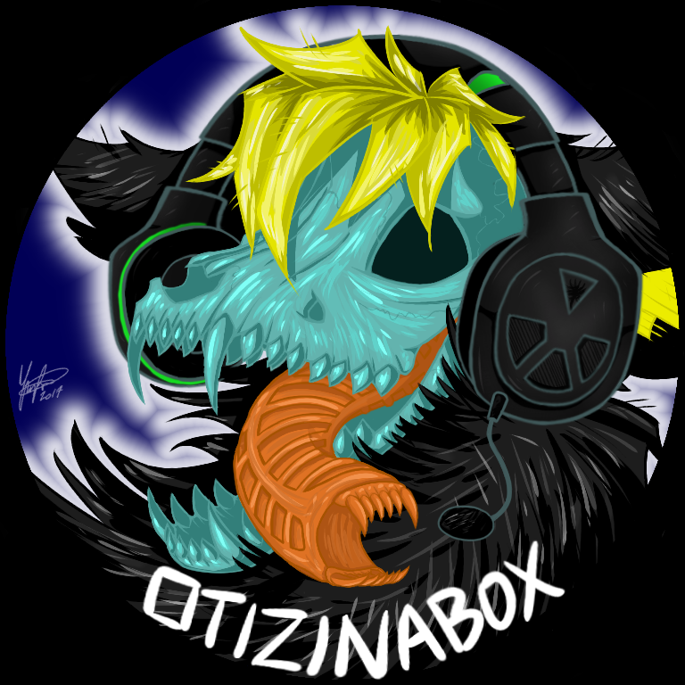 OTIZINABOX [Icon Commission] by Zwelx
