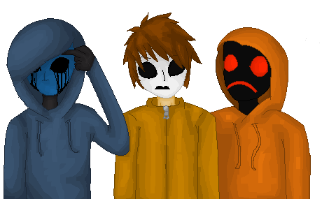 Eyeless jack masky hoodie by hawkeyethewarrior on deviantART