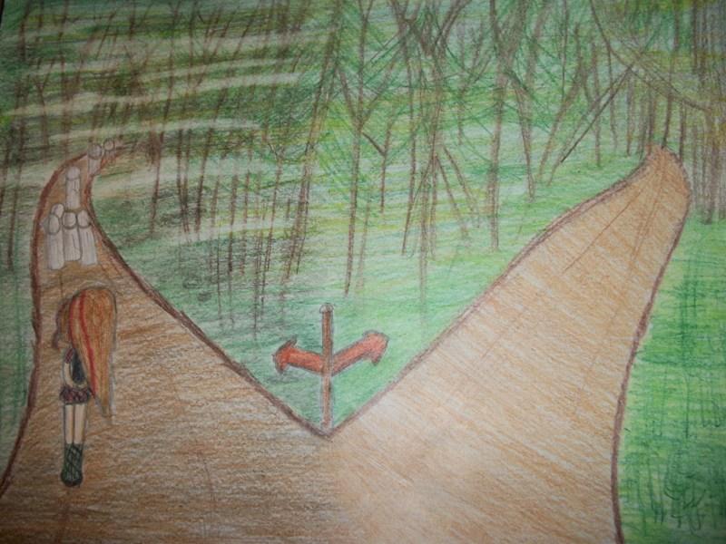 The Road Not Taken by Cheesefan101 on DeviantArt
